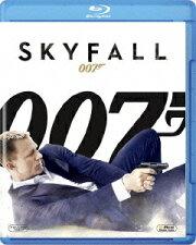 007/スカイフォール 【Blu-ray】
