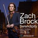 Other - 【輸入盤】Serendipity [ Zach Brock ]