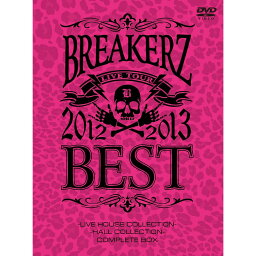 """<strong>BREAKERZ</strong> LIVE TOUR 2012〜2013 """"BEST"""