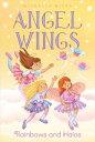 樂天商城 - Rainbows and Halos ANGEL WINGS #4 RAINBOWS & HAL (Angel Wings) [ Michelle Misra ]