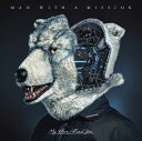 My Hero/Find You (初回限定盤 CD+DVD) MAN WITH A MISSION