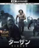 ターザン:REBORN <4K ULTRA HD&3D&2Dブルーレイセット>(3枚組/デジタルコピー付)(初回仕様)【4K ULTRA HD】