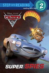 SuperSpies(Disney/PixarCars2)
