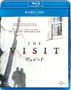 ヴィジット ブルーレイ DVDセット【Blu-ray】 オリビア デヨング