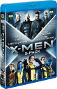X-MEN ブルーレイBOX【Blu-ray】 [ ヒュー・ジャックマン ]
