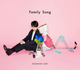 Family Song (初回限定盤 CD+DVD) [ <strong>星野源</strong> ]