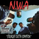 【輸入盤】Straight Outta Compton [ N.W.A. ]