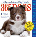 365 DOGS CALENDAR 2017(PAGE-A-DAY) [ WORKMAN PUBLISHING ]