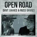 其它 - 【輸入盤】Open Road (Digi) [ Dave Davies / Russ Davies ]