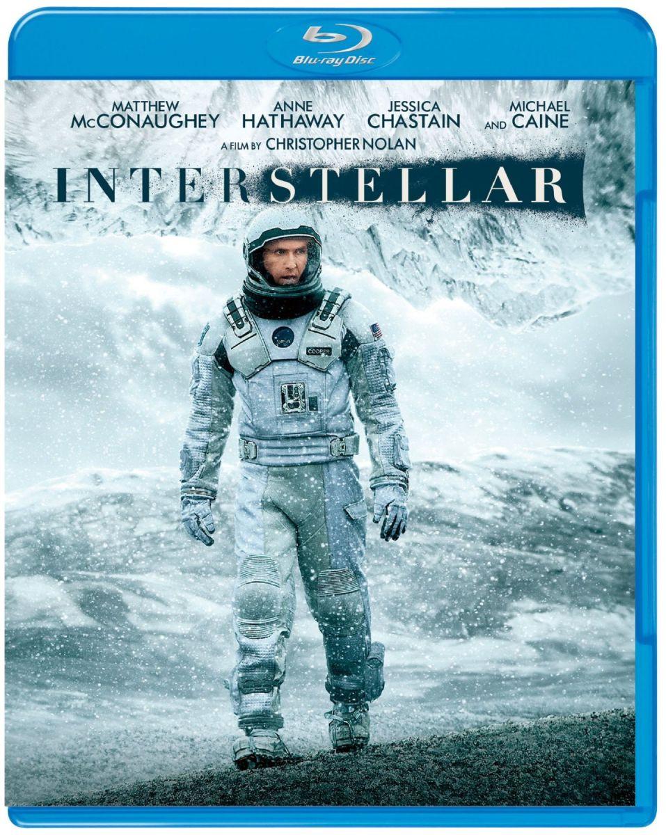 インターステラー【Blu-ray】 [ マシュー・マコノヒー ]...:book:17660708
