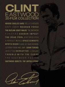 ワーナー・ブラザース90周年記念 クリント・イーストウッド 20フィルム・コレクション ブルーレイ【数量限定生産】【Blu-ray】