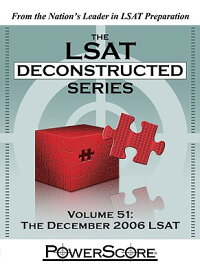 The_LSAT_Deconstructed_Series��