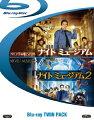 ナイトミュージアム+ナイトミュージアム2【Blu-ray】