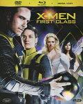 X-MEN:ファースト・ジェネレーション ブルーレイコレクターズ・エディション【初回限定生産】【Blu-ray】【MARVELCorner】