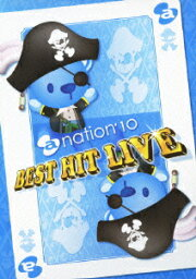 a-nation'10 BEST HIT LIVE [ (オムニバス) ]