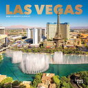 Las Vegas 2020 Mini 7x7 Foil CAL-LAS VEGAS 2020 MINI 7X7 FO [ Inc Browntrout Publishers ]