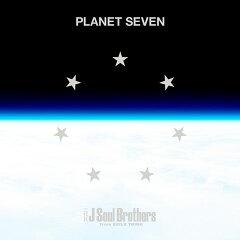 PLANET SEVEN (A ver. CD+2DVD)【B2ポスターなし】