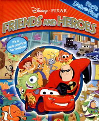 Disney��Pixer_Friends_��_Heroes