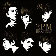 2PM BEST 〜2008-2011 in Korea〜