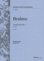 【輸入楽譜】ブラームス, Johannes: 交響曲 第1番 ハ短調 Op.68/原典版/ブラームス全集版: スタディ・スコア