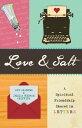 Rakuten - Love & Salt: A Spiritual Friendship Shared in Letters LOVE & SALT [ Amy Andrews ]