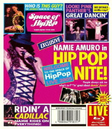 SPACE OF HIP-POP NAMIE AMURO TOUR 2005【Blu-ray】 [ 安室奈美恵 ]