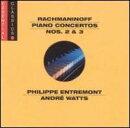��͢���ס�Piano Concerto.2: Entremont, Bernstein / Nyp, Piano Concerto.3: Watts, Ozawa /