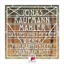Symphony - 【輸入盤】『大地の歌』 ヨナス・カウフマン、ジョナサン・ノット&ウィーン・フィルハーモニー [ マーラー(1860-1911) ]