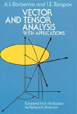 VECTOR & TENSOR ANALYSIS WITH APPS(P) [ A.I. BORISENKO ]