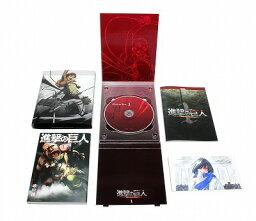 進撃の巨人1【Blu-ray】 [ <strong>梶裕貴</strong> ]