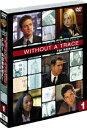 ワーナーTVシリーズ::WITHOUT A TRACE/FBI 失踪者を追え <ファースト>セット1 アンソニー ラパグリア