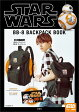 STAR WARS BB-8 BACKPACK BOOK