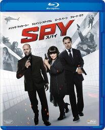 SPY/スパイ【Blu-ray】 [ <strong>ジェイソン・ステイサム</strong> ]