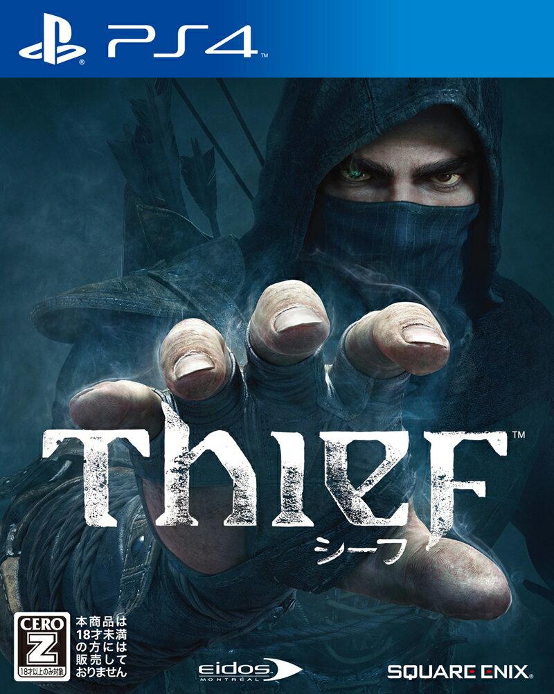 シーフ PS4版の商品画像