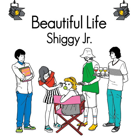 Beautiful Life [ Shiggy Jr. ]