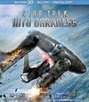 スター・トレック イントゥ・ダークネス 3D&2Dブルーレイセット[2枚組]【Blu-ray】