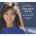 GOLDEN DAYS(2CD+2DVD) [ 本田美奈子. ]