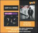 【輸入盤】Dedication / On The Line (Rmt) [ Gary Us Bonds ]