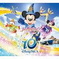 """東京ディズニーシー 10th アニバーサリー ミュージック・アルバム """"デラックス"""" (3CD)"""