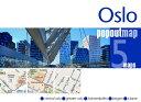 Oslo Popout Map MAP-OSLO POPOUT MAP (Popout Maps)