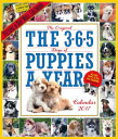 365 PUPPIES-A-YEAR WALL CALENDAR 2017 [ WORKMAN PUBLISHING ]