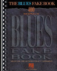 The_Blues_Fake_Book