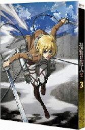 進撃の巨人 3【Blu-ray】 [ <strong>梶裕貴</strong> ]