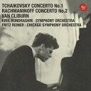 ベスト・クラシック100 58::チャイコフスキー:ピアノ協奏曲第1番 ラフマニノフ:ピアノ協奏曲第2番(Blu-spec CD2) [ ヴァン・クライバーン ]