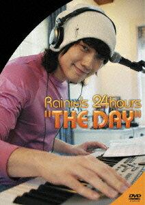 """Rain's 24 hours""""THE DAY"""" プレミアムDVD-BOX [ Rain[ピ] ]"""