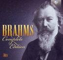 【輸入盤】ブラームス全集(58CD) [ ブラームス(1833-1897) ]