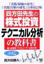 四方田先生の「株式投資テクニカル分析」の教科書