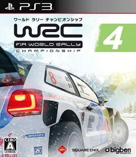 WRC 4 FIA ���ɥ� �����ԥ��å� PS3��