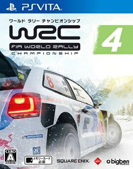 WRC 4 FIA ���ɥ� �����ԥ��å� PS Vita��