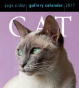 Cat Page-A-Day Gallery Calendar 2017 [ Workman Publishing ]